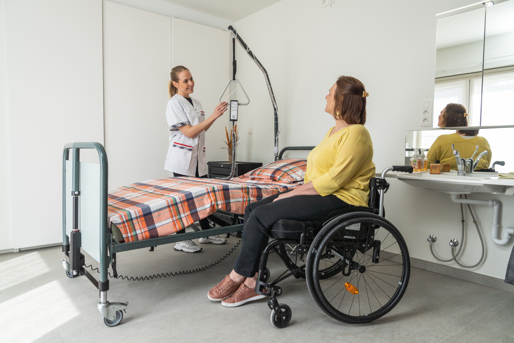 Thuisservice door Orthoservice
