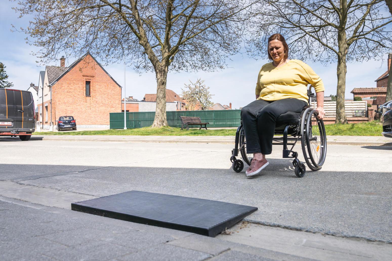 aanpassingen voor uw rolstoelgebruik of scooter door Orthoservice